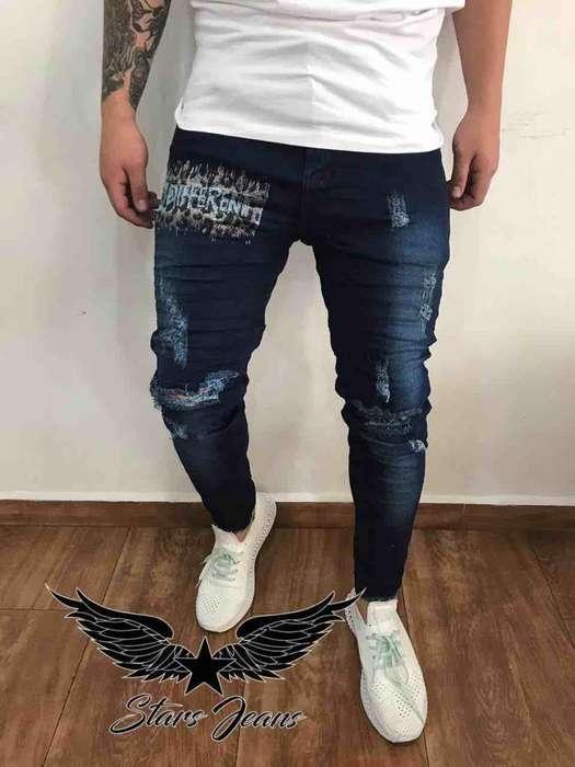 Jeans Urbanos para Caballero