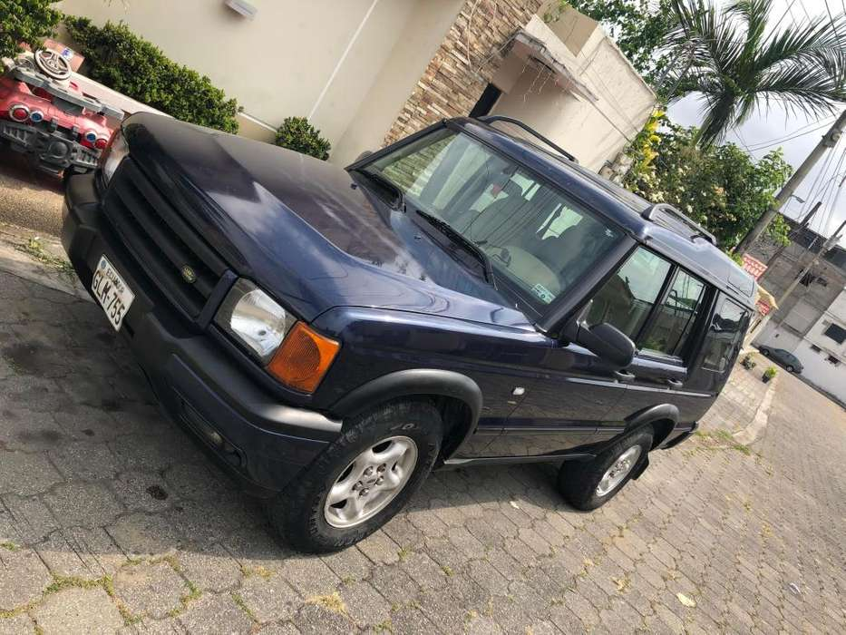 Land <strong>rover</strong> Discovery 2001 - 137000 km