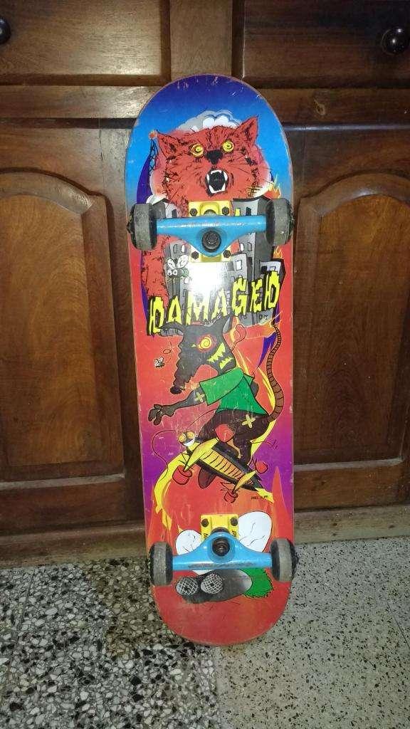 Skate Damaged