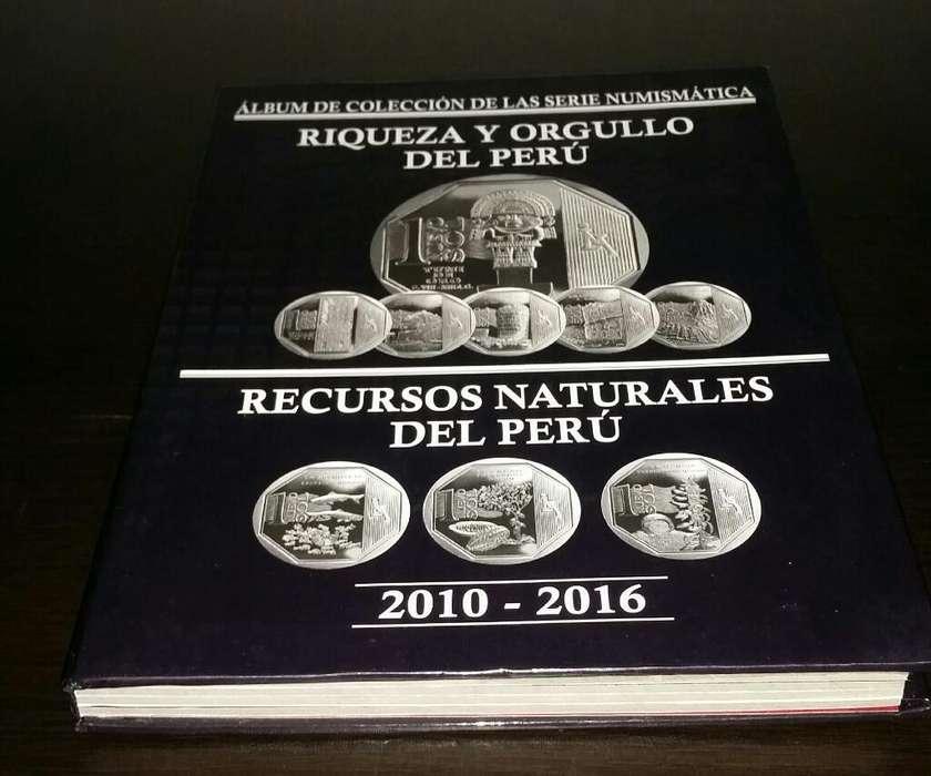 Serie Numismática Perú