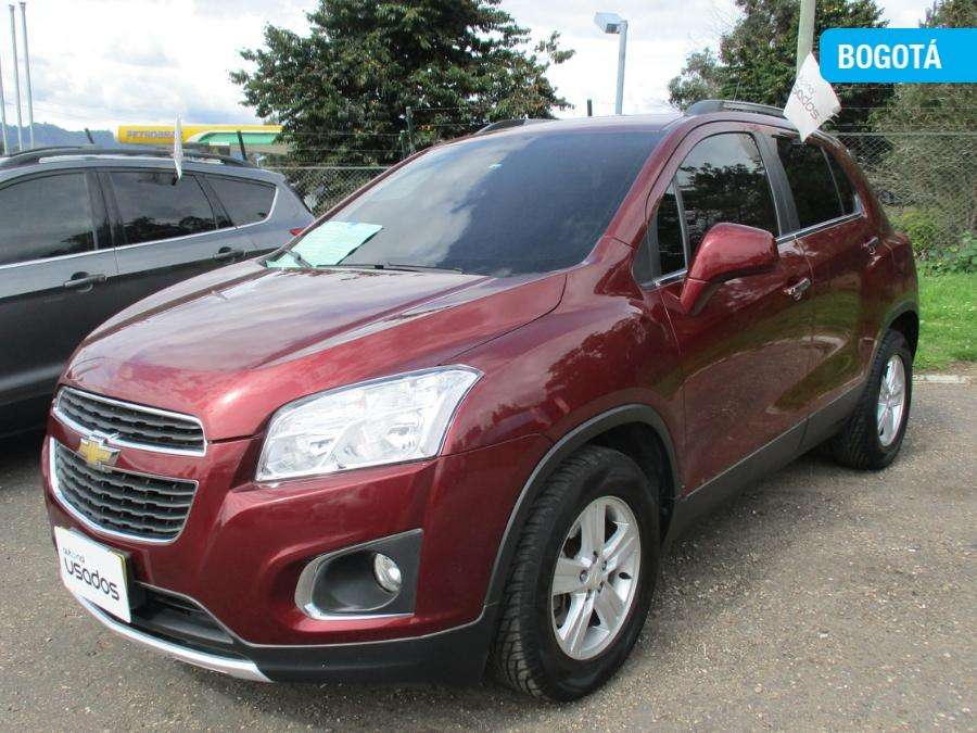 Chevrolet Tracker 2015 - 65100 km