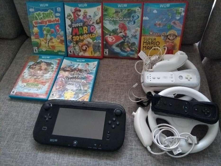 Espectacular Wii U
