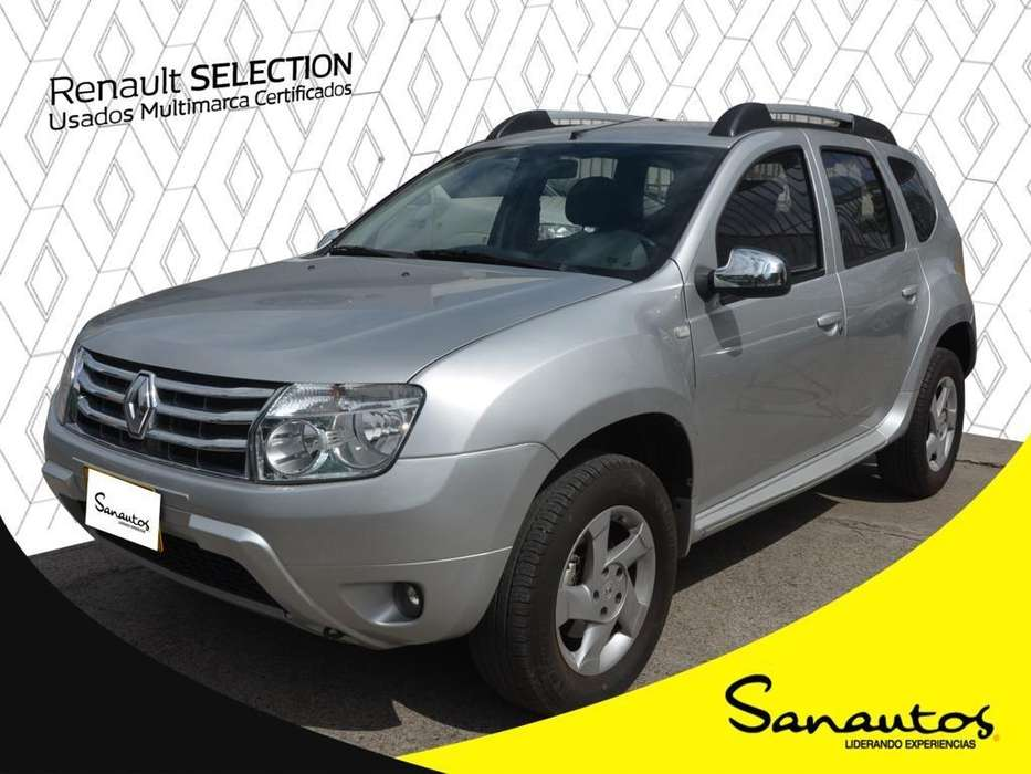 Renault Duster 2013 - 55400 km