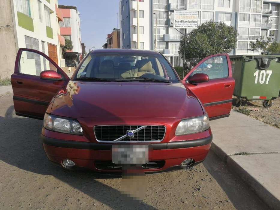 <strong>volvo</strong> S60 2001 - 155000 km