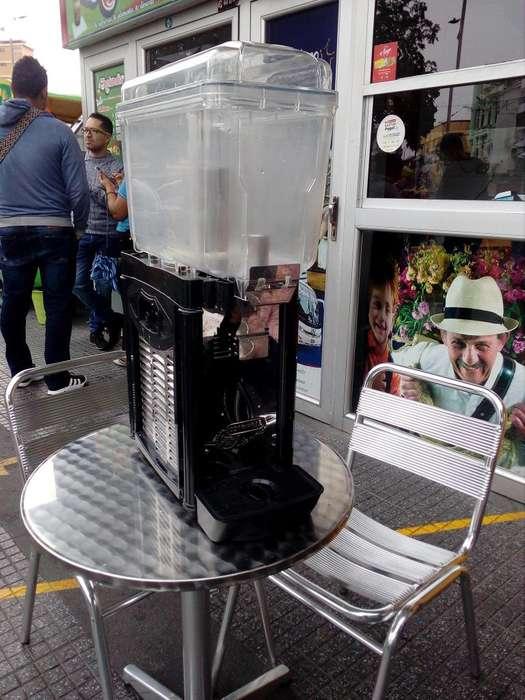 dispensador de jugos frecomell