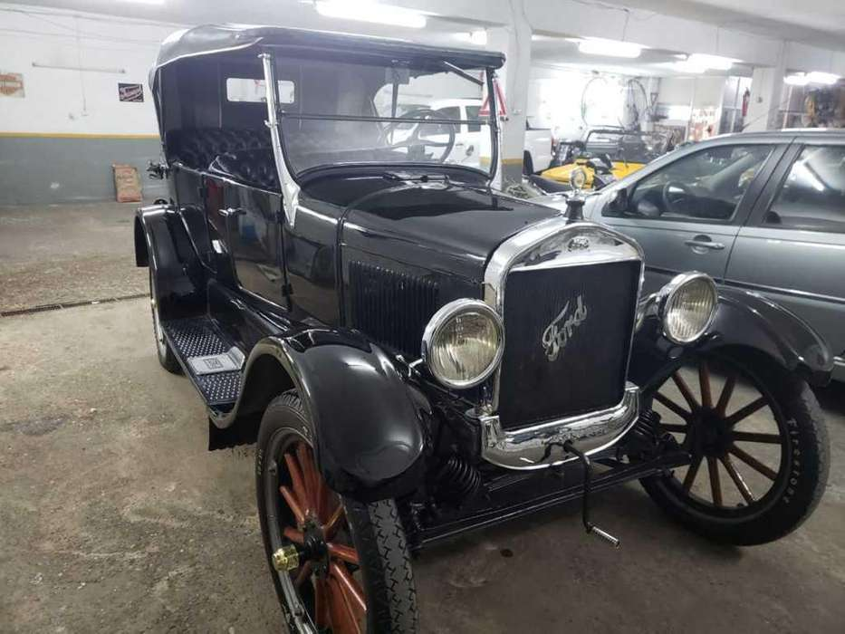 <strong>ford</strong> Otro 1927 - 1000 km