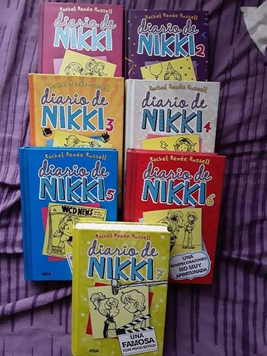 Diario de Nikki Originales