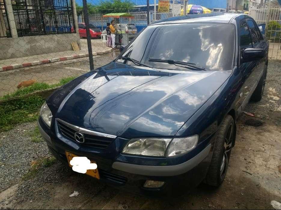 Mazda 626 2001 - 1000 km