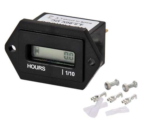 Cronometro Digital RL HM008 AC 86V 230V Lcd