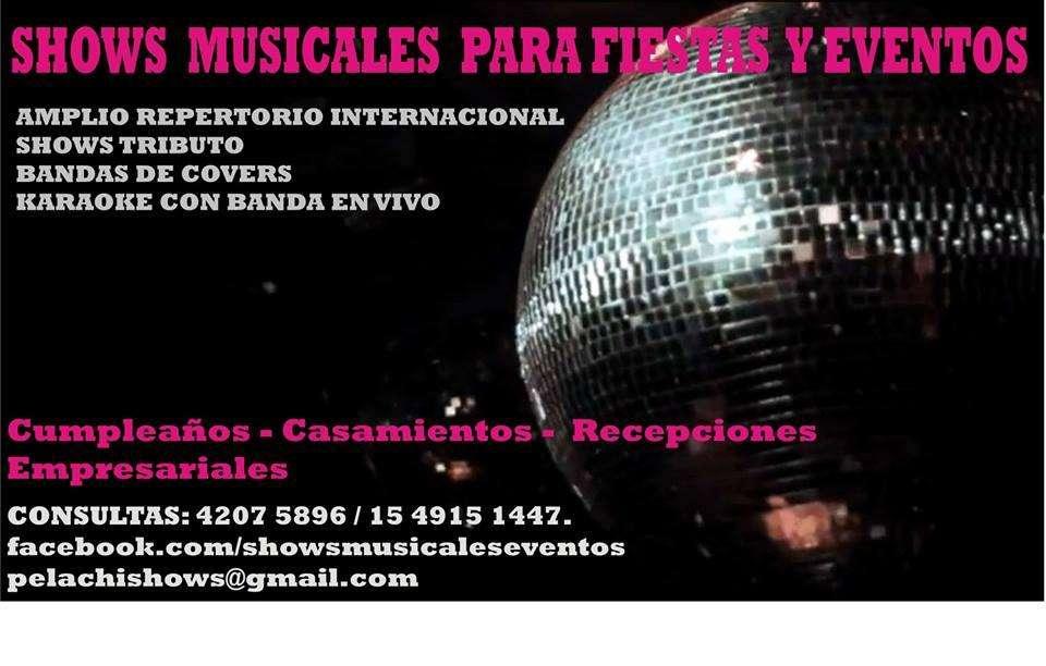 SHOWS Musicales PARA Eventos