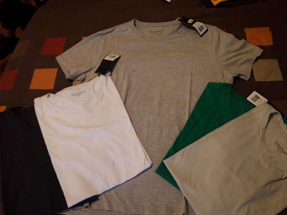 7fc27497 Camisetas cuello v: Ropa en venta en Colombia | OLX