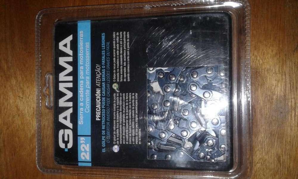 CADENA PARA MOTOSIERRA 22 PULGADAS 55cm PASO 3/8 ESPESOR 1,6mm