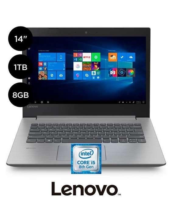 <strong>laptop</strong> LENOVO 14 CORE i58250U RAM 8GB,DISCO DURO 1TB NUEVO