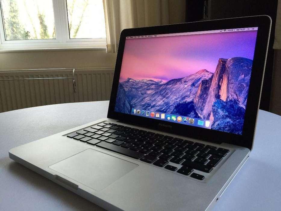 Macbook pro usada 17 pulgadas