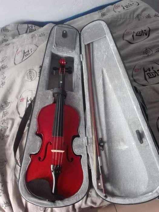 Violin 4/4 Jose Asturias Usado en buenas condiciones