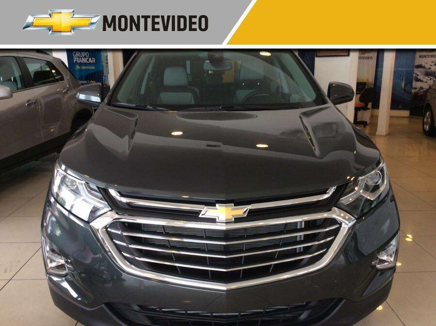 <strong>chevrolet</strong> Equinox 2019 - 0 km
