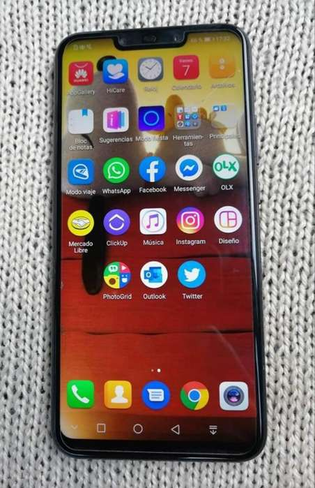 Huawei Mate 20 Lite Duos Libre Homologad