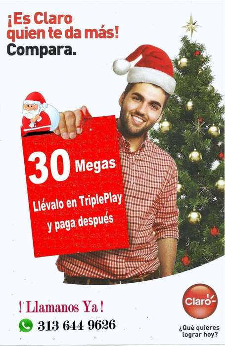 Triple Plus 30 Megas