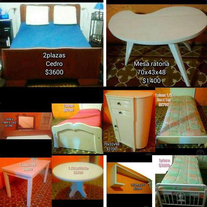 Vendo <strong>muebles</strong> Impecables