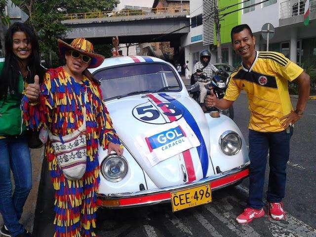 Volkswagen Escarabajo 1970 - 300000 km