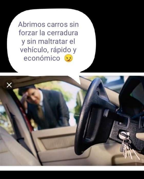 Se Abren Vehiculos sin Forzar Cerradura
