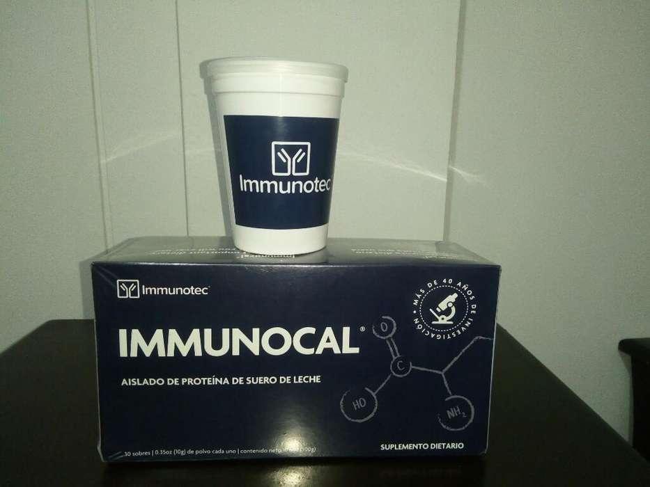 Vendo Caja de Immunocal