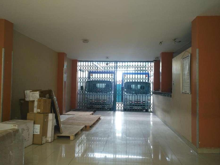 Vendo edificio rentero