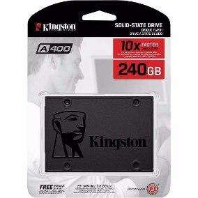 Discos De Estado Sólido (ssd) Kingston (240GB, 480GB Y 960GB)