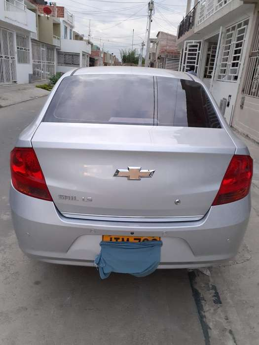 Chevrolet Sail 2017 - 36300 km