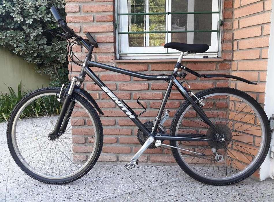 Bicicleta De Mountain Bike Zenith Rodado 26 Equipamiento Shimano