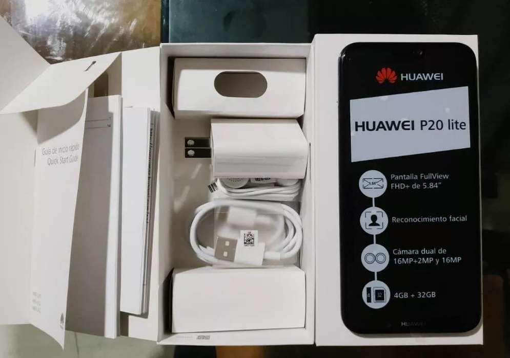 Huawei P20 Lite Como Nuevo Negociable