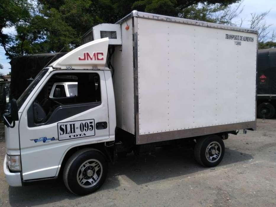 Camión 2 toneladas Furgón refrigerado