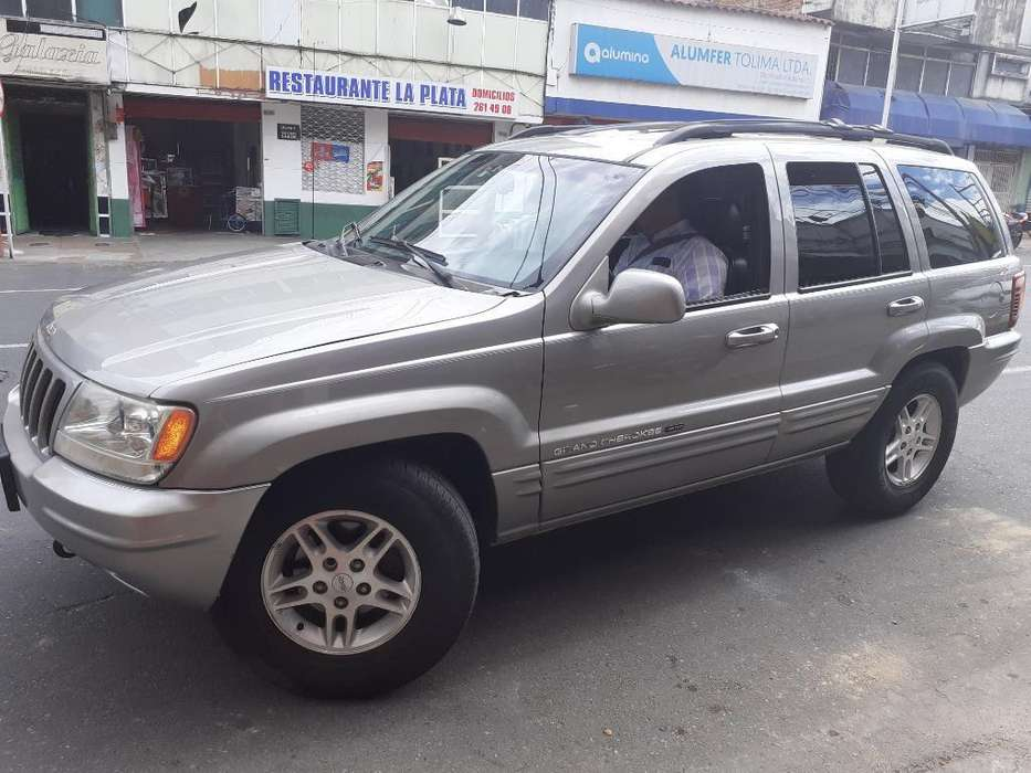 <strong>jeep</strong> GRAND CHEROKEE 2000 - 201500 km