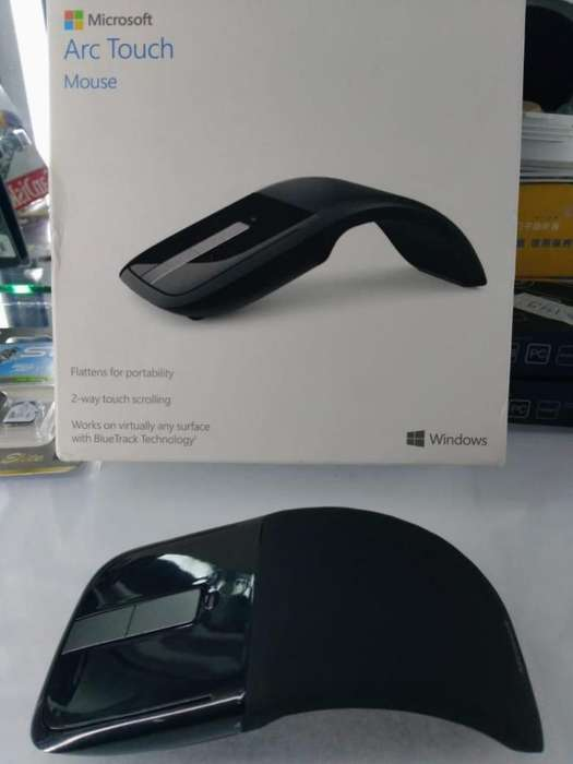 Microsoft Arc Touch Mouse Inalambrico