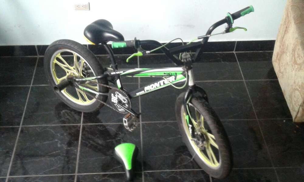 Bicicleta Bmx sin Estrenar