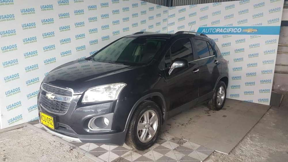 Chevrolet Tracker 2014 - 95508 km