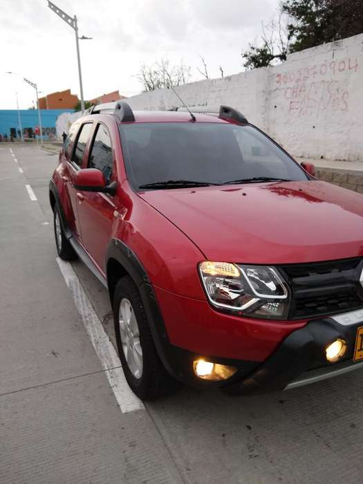 Renault Duster 2017 - 42500 km