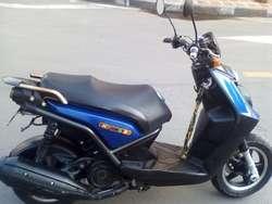 Yamaha  Bws  Modelo 2014