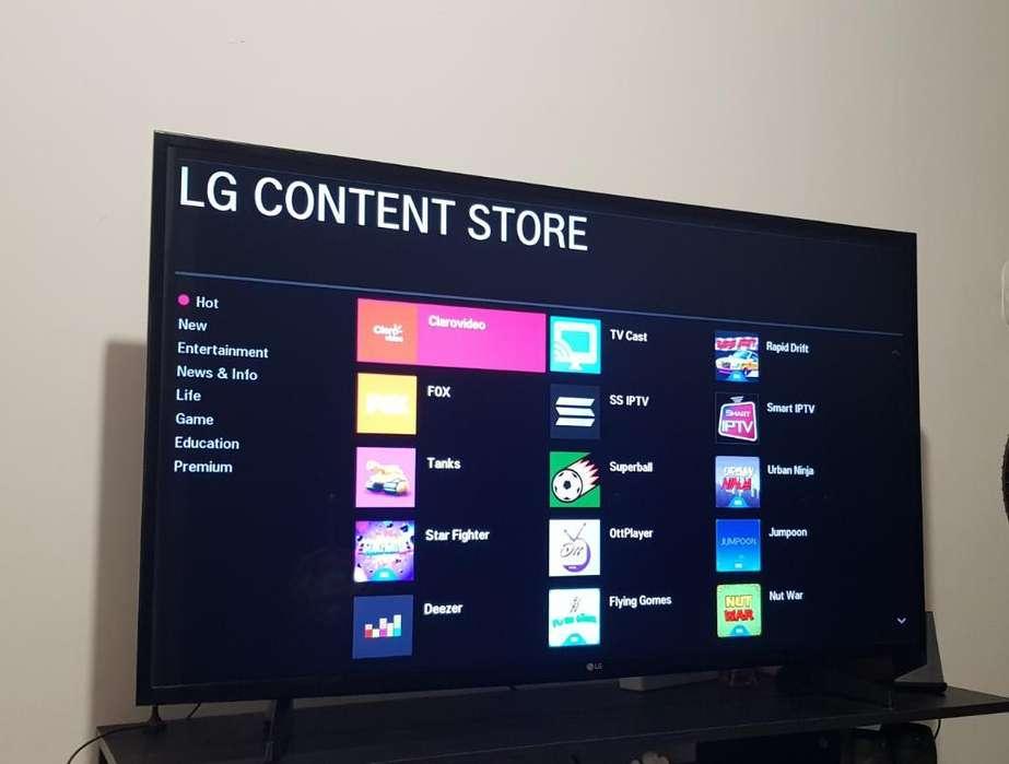 Televisor Smart Tv Lg 49lh570t
