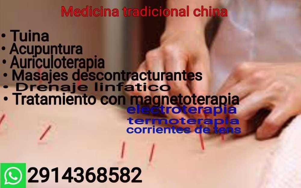 Acupuntura Y Fisioterapia