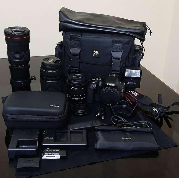 Canon Eos Rebel Sl2 Dslr Camera (nuevo)