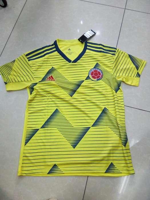 Camiseta Colombia Hombre Y Dama
