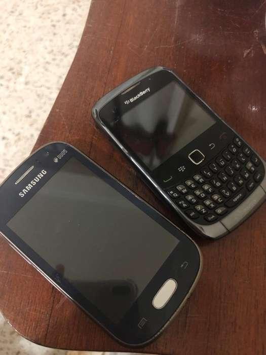 Blackberry Curve 9300 Galaxy Fame Usados
