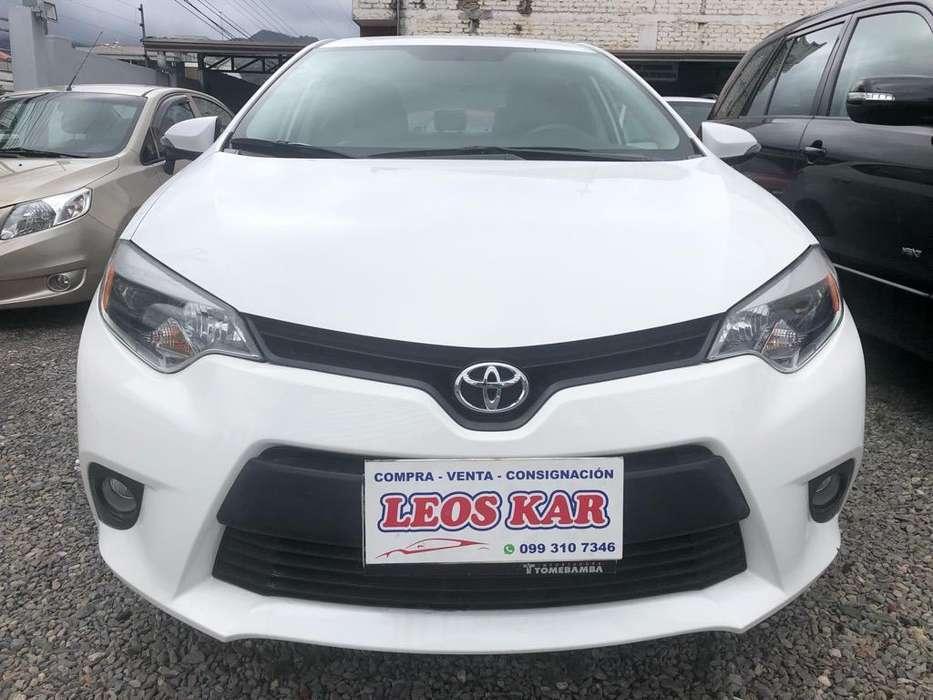Toyota Corolla 2015 - 80000 km