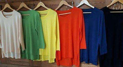 Sweaters spandex