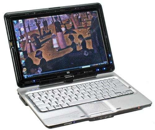 Laptop Pavilion tx 2000la Funcionando.