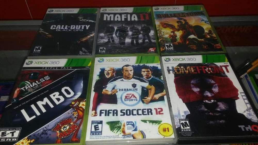 Se Vende Juegos de Play 3 Y Xbox 360