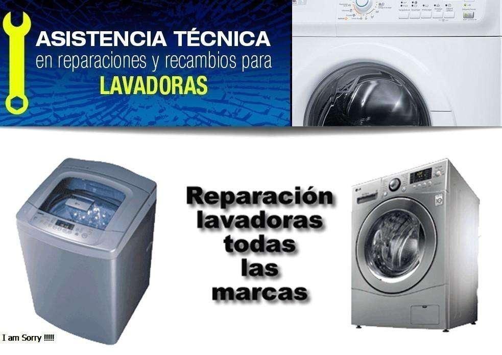 Reparacion y recambios de lavadoras de toda marca a domicilio cali