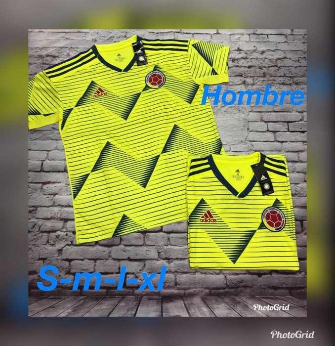 Camiseta Seleccion Colombia Copa America