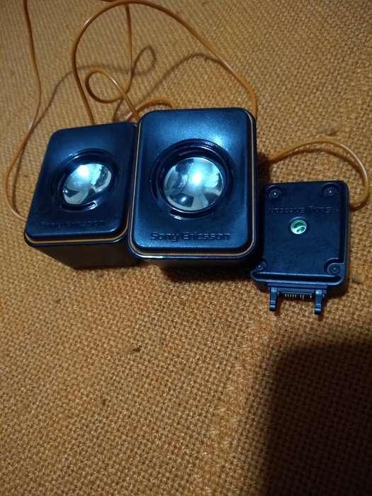 Bafles Sony Ericsson Nuevos